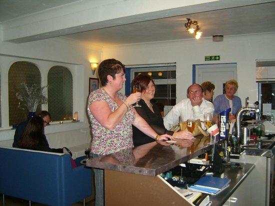 Med Bar Restaurant: Cocktail/Reception Bar