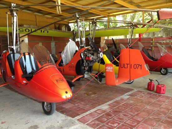 Fly With Us - Ultralight Tours : The giros