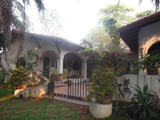 Secret Garden Chiang Mai: シークレットガーデンの庭