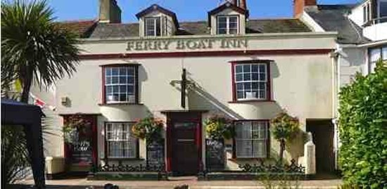 The Ferryboat Inn: The ferry boat inn
