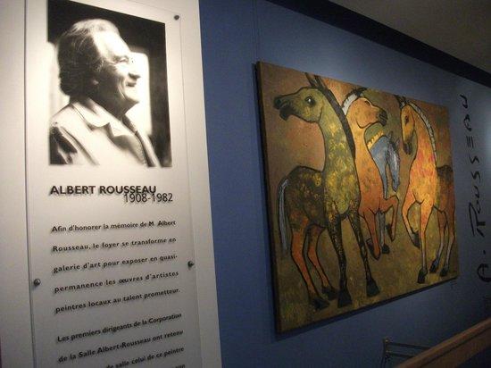 Salle Albert Rousseau