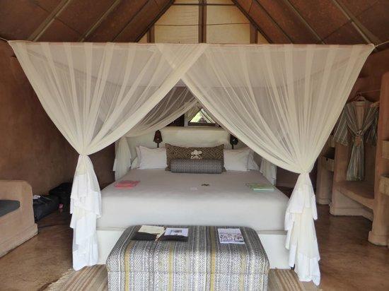 Garonga Safari Camp: Our tented suite