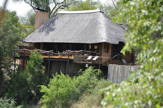 Garonga Safari Camp: The view of the rooms