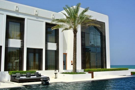 The Chedi Muscat – a GHM hotel: Spa/Gym/Pool
