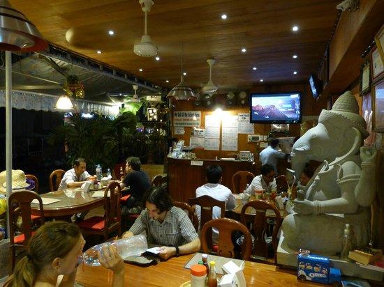 Okay Guesthouse Phnom Penh : le lobby