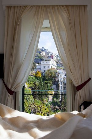 Santa Caterina Hotel: Room with a view