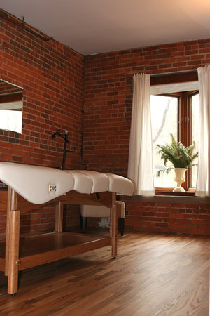 Brick Alley Studio of Massage and Bodywork: Massage Room 1