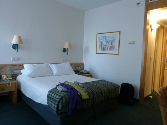 Golan Hotel: Bedroom
