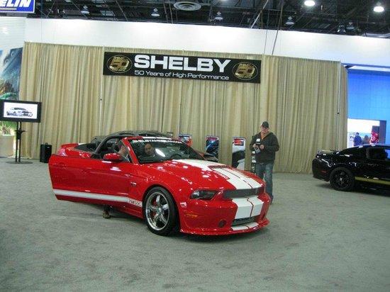 Cobo Center: Shelby-aotu show