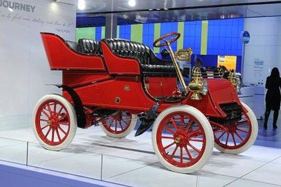 Cobo Center: Ford 1st car