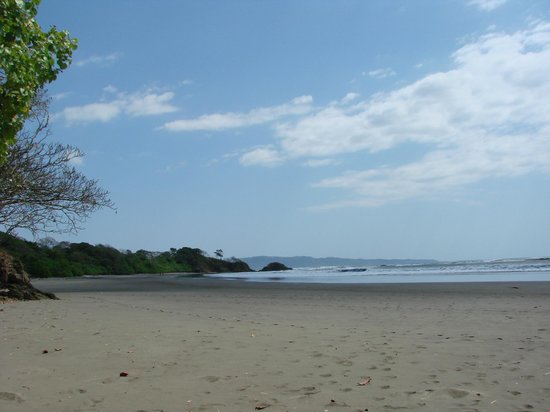 CABANAS LA COQUITA : The great beach in front of the house