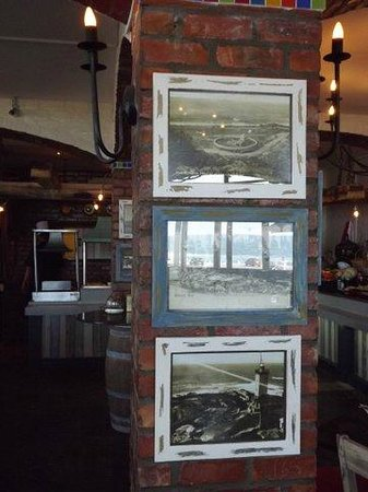 MOSSEL BAY Ponto Grille & Carvery: Mossel Bay captured yesterday