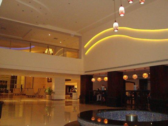 Tropitel Sahl Hasheesh: Lobby/Eingangsbereich