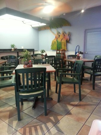 Da Kitchen: Nice relaxed atmosphere