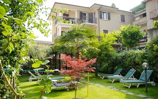 Hotel Erika: Horel Erika , Lago di Garda (Italy)