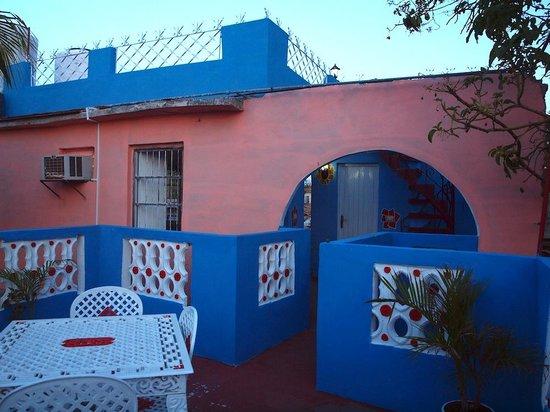 Casa Damarys: Foto esterna della camera
