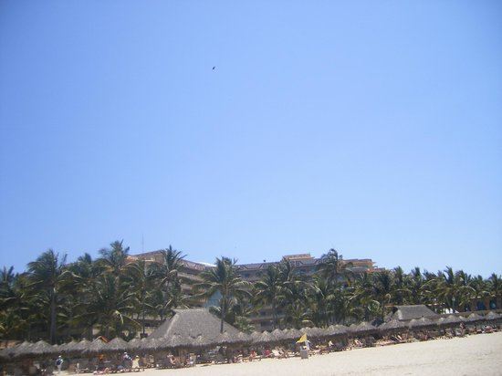 Paradise Village Beach Resort & Spa: view
