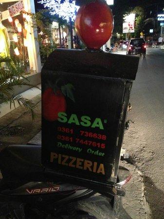 Sasa'  Ristorante Italiano: delievery