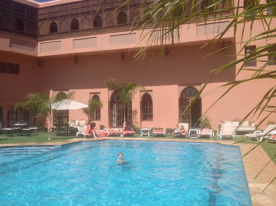 Albakech House: relax after the Souk