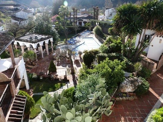Molino del Santo: View from room