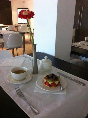 Hotel Mousson : Breakfast
