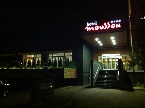 Hotel Mousson : Entry