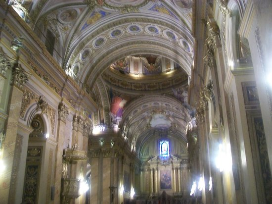 Catedral: nave central
