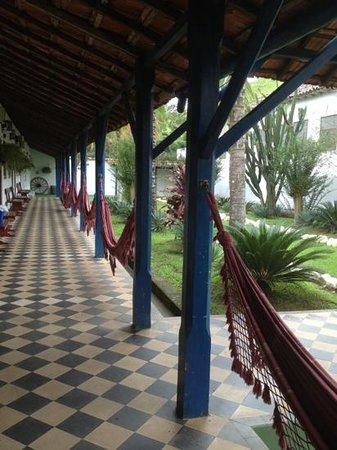 Hotel Fazenda Villa-Forte: quartos
