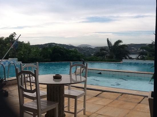 Tropico de Capricornio: une vue et un cadre tres sympa