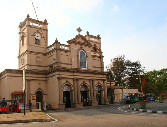 St. Anthony's Church Kochikade Colombo