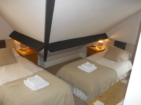 Boulmer Guest House: Room 5 Twin