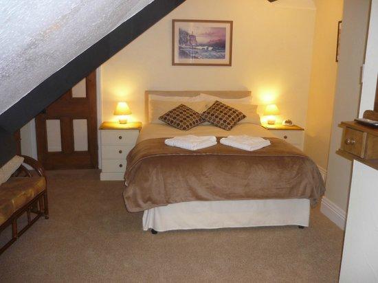 Boulmer Guest House: Room 6 Double en-suite