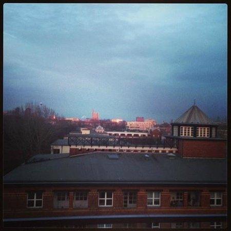 Das Stue: Sunset Reflections