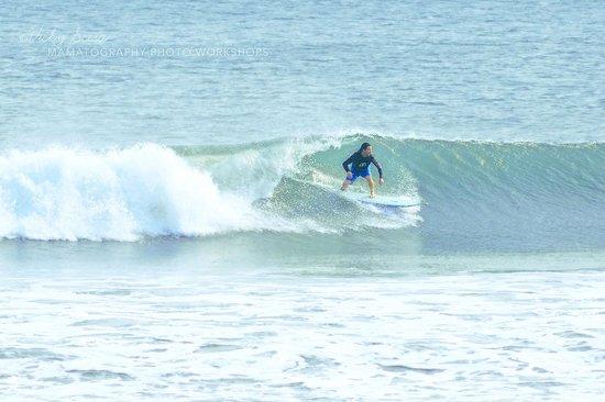 Eco Venao: Surfing