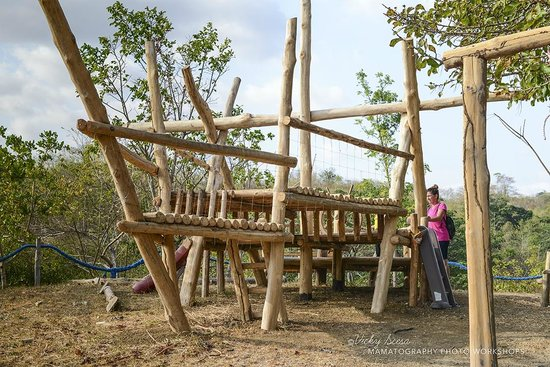 Eco Venao: Pirate Ship Playground