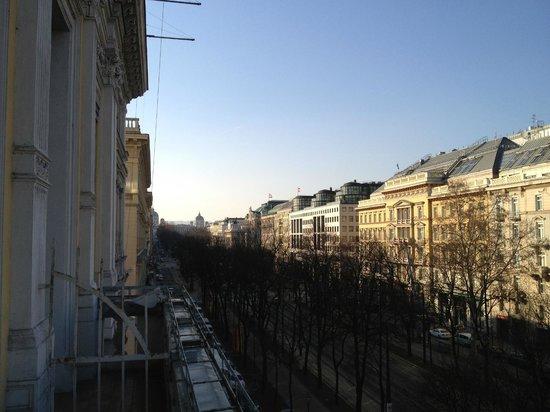 Hotel Imperial Vienna: I love Vienna
