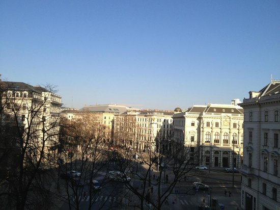 Hotel Imperial Vienna: Great views