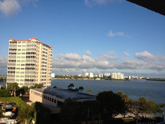 Lovers Key Resort: View