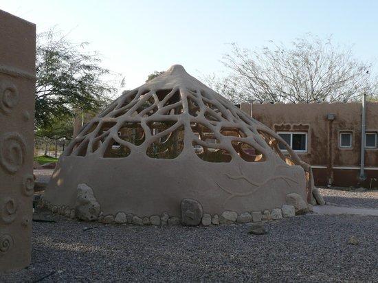 Kibbutz Lotan: Nice work!