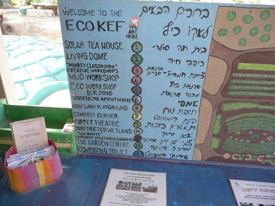 Kibbutz Lotan: Ecokef