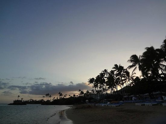 The Kahala Hotel & Resort: ビーチ