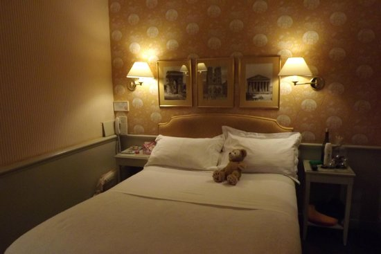 Hotel du Champ de Mars: Our Room