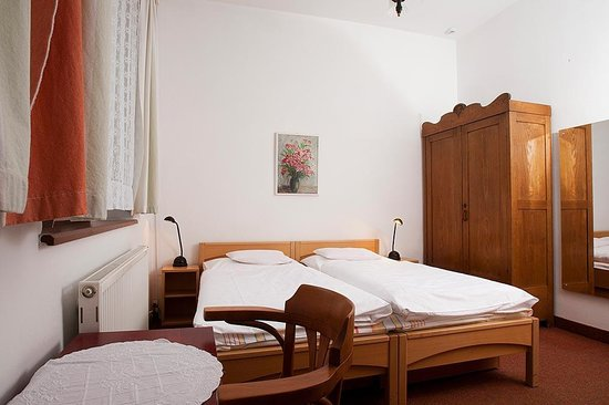 Pension Rosa: Rooms