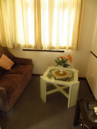 Hotel Pension d'Avignon: kleiner Vorraum