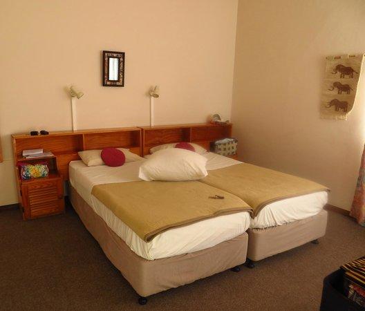 Hotel Pension d'Avignon: unser Zimmer