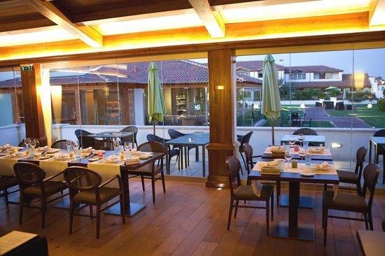 Hotel Lusitano: Restaurante