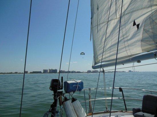 FantaSea Sailing: great views