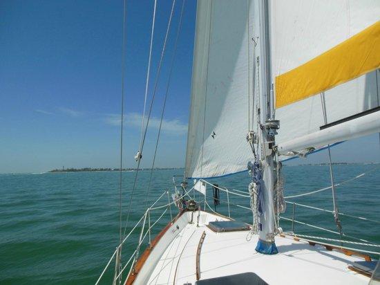 FantaSea Sailing: short sail