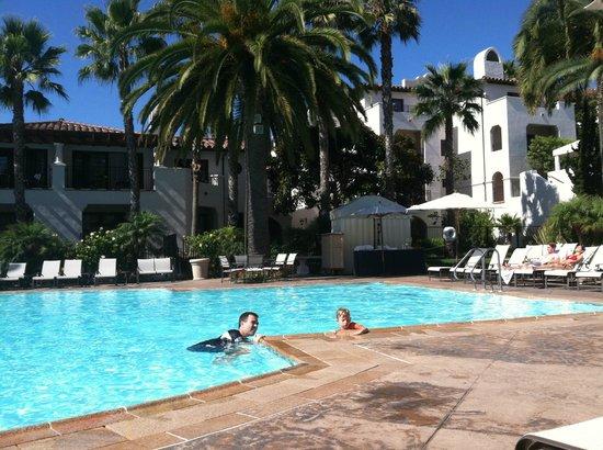 The Ritz-Carlton Bacara, Santa Barbara: Pool area