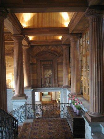 Kulm Hotel St. Moritz: Lobby